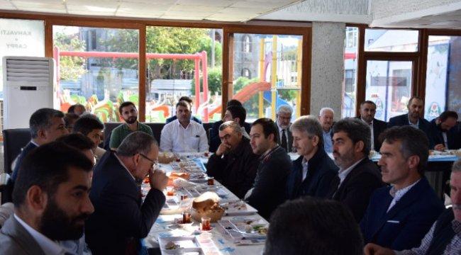 Lapseki'de Camiler ve Din Görevlileri Haftası