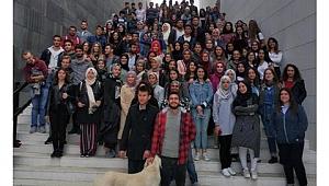 """Türkiye Gençlik Vakfı Çanakkale il temsilciliği """"10.000 Genci Şehit Dedeleriyle Buluşuyor"""""""