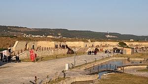 Anadolu Hamidiye Tabyaları ziyarete açıldı
