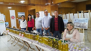 Ayvacık'ta Zeytin Şenliği Festivali Yapıldı
