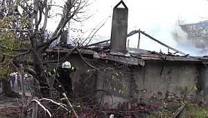 Çanakkale'de Ev Yangını: 1 Ölü