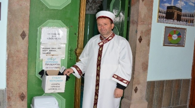 Köy imamından