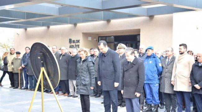 Lapseki'de 24 Kasım Öğretmenler Günü Kutlamaları