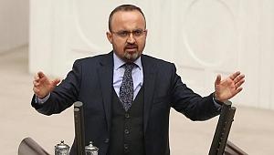 """Bülent Turan'dan CHP'lilere tokat gibi yanıt! """"Biz bu yüzleşmeyi yaptık, siz de yapın"""""""