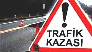 Çanakkale'de Trafik Kazası 2 yaralı