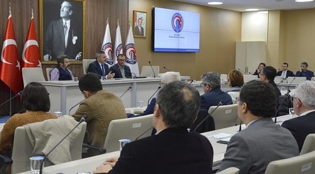 ÇOMÜ'de Bölüm Başkanları Toplantılarının üçüncüsü gerçekleştirildi