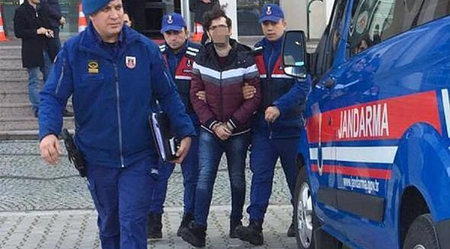 FETÖ'den aranan eski askeri personel tutuklandı!