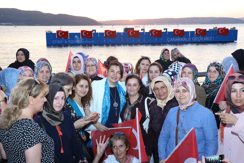 İskenderoğlu'ndan Dünya Kadın Hakları Günü' Mesajı