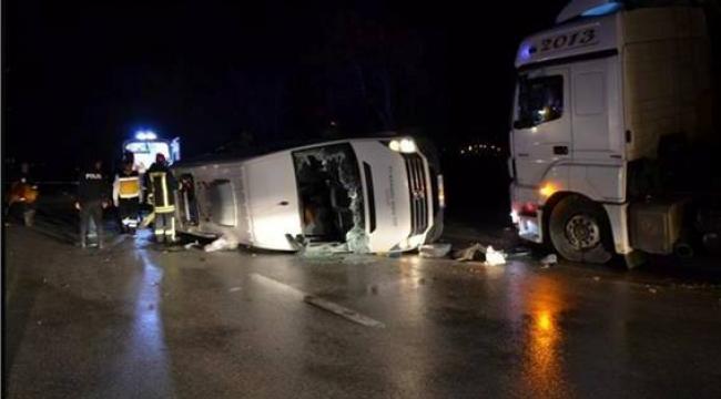 Kazada Hayatını Kaybedenlerin İsimleri Belli Oldu