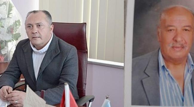 Kent Konseyi Başkanı Kandemir'in acı günü