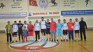 1915 Çanakkale Spor Kulübünden Ayhan Gider'e teşekkür