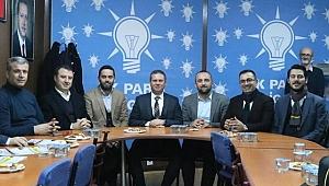 Başkan Yıldız, Belediye Başkan Adaylarıyla Buluştu