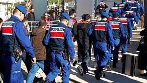 Çanakkale'de Uyuşturucu Operasyonu: 6 Tutuklama
