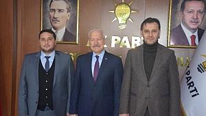 Lapseki'de AK Parti Aday Tanıtım Toplantısı Yapıldı