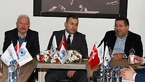 """TÜMAD'DAN KALKINDIRMA HAMLESİ"""""""
