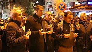 Başkan Arslan Umre Yolcularını Uğurladı