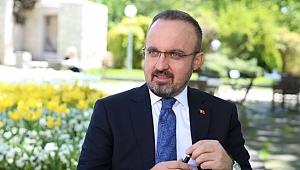 Bülent Turan' 3600 Ek Gösterge Talebi Seçimden Önce Çıkarılacak
