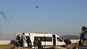 Kurtarma Çalışmaları 200 kişilik arama kurtarma ekibiyle devam ediyor.