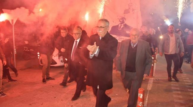 Belediye Başkanı Ülgür Gökhan'a Barbaros'ta Sevgi Seli…