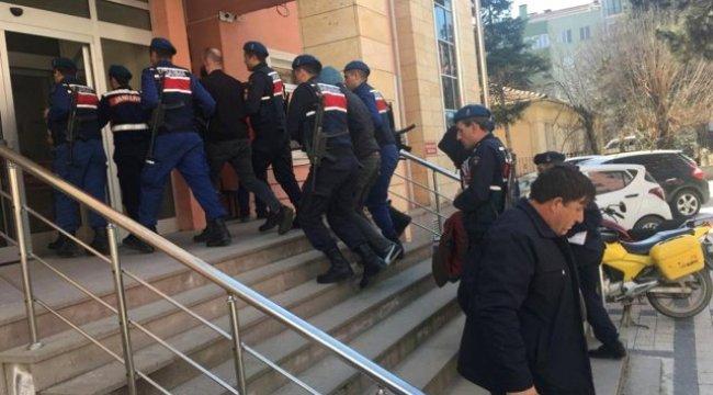 Çanakkale'deki Silahlı Soyguna 4 Tutuklama