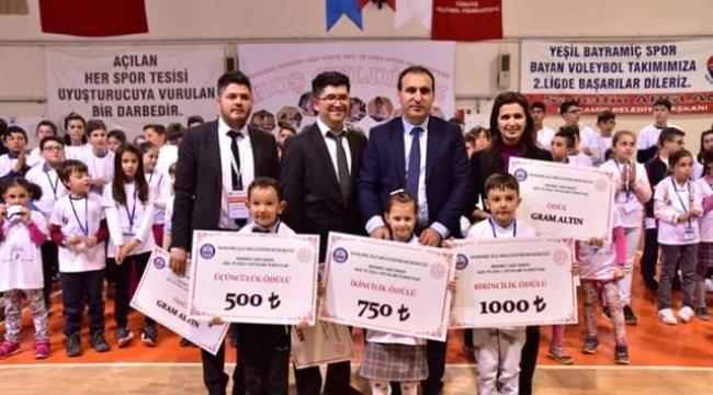 Mehmet Akif Ersoy Akıl ve Zeka Oyunları İl Finali Yapıldı