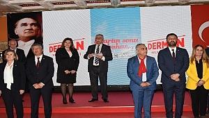 Ülgür Gökhan projelerini açıkladı