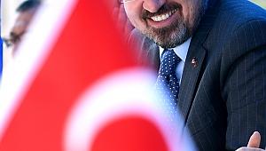 AK Parti Grup Başkanvekili Bülent Turan'dan 23 Nisan Mesajı