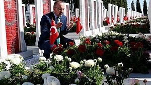 AK Parti Grup Başkanvekili Bülent Turan'dan 24-25 NİSAN ÇANAKKALE KARA SAVAŞLARI MESAJI