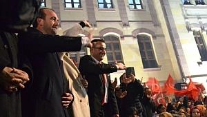 Biga'da Seçimi Bülent Erdoğan Kazandı
