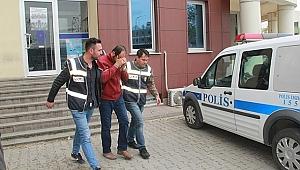 Çan'da Başlayan Hırsızlık Serüveni Biga'da Son Buldu