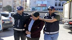 Çanakkale'de bölge organizatörü yakalandı