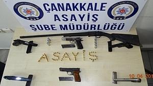 Çanakkale Merkezli Organize Suç Örgütüne Yönelik Operasyon
