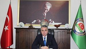 Çanakkale Ziraat Odası Yönetim Kurulu Başkanı İsmail Kaya 23 Nisan Ulusal Egemenlik ve Çocuk Bayramı dolayısıyla mesaj yayımladı