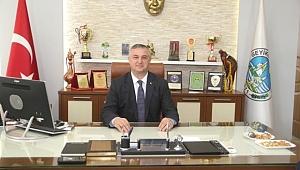 Geyikli Belediye Başkanı Oruçoğlu göreve başladı