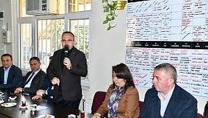 Hiç Kimsenin Hatırası AK Parti'nin Hatırasından Değerli Değil