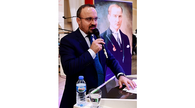 19 Mayıs Atatürk'ü Anma, Gençlik ve Spor Bayramı, nedeniyle AK Parti Grup Başkanvekili Bülent Turan bir mesaj Yayınladı.