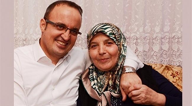 AK Parti Grup Başkanvekili Bülent Turan, Anneler günü olması nedeniyle bir mesaj yayınladı.