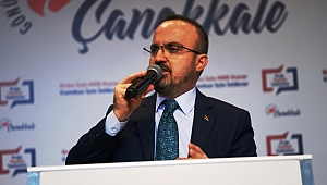 AK Parti Grup Başkanvekili Bülent Turan'dan Ramazan Mesajı