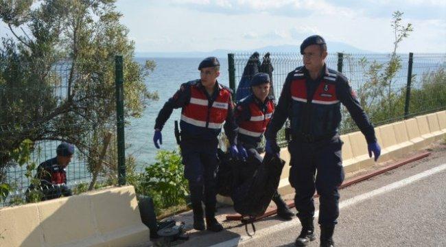 Çanakkale'de Sahilde Çocuk Cesedi Bulundu