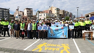 Çanakkale'de Trafik Haftası Kutlandı