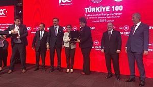 Çanakkale'nin Gururu TATALAN GIDA Türkiye'nin en hızlı büyüyen 100 şirketi Arasına girmeyi başardı