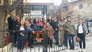 Tarihi Umurbey Hamamı kapandı