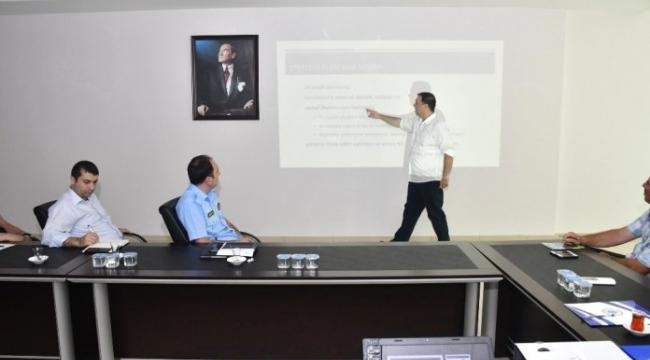 Biga Belediyesi'nde Stratejik Plan Toplantısı Yapıldı