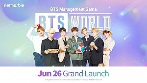Dünyanın beklediği BTS WORLD oyunu bugün yayınlandı