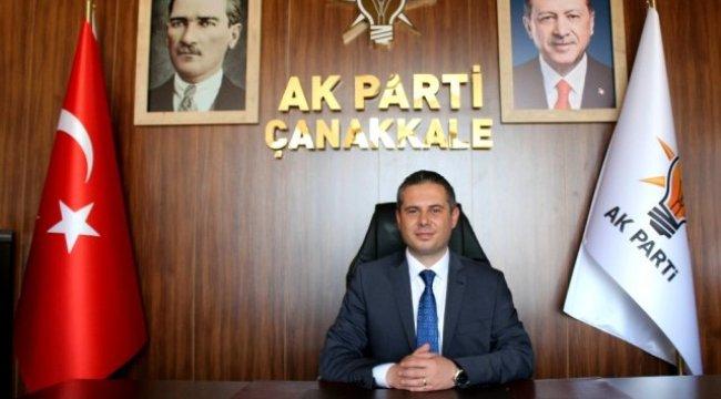 AK Parti İl Başkanı Gültekin Yıldız: 'Festivalin iptal edilmesini üzüntüyle karşıladık'