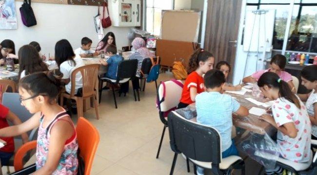 Biga Belediyesi'nin yaz kurslarına yoğun ilgi