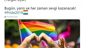 Çanakkale Belediyesinin 'LGBTI+' paylaşımına tepki yağdı