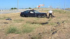 Çanakkale'de trafik kazası: 8 yaralı