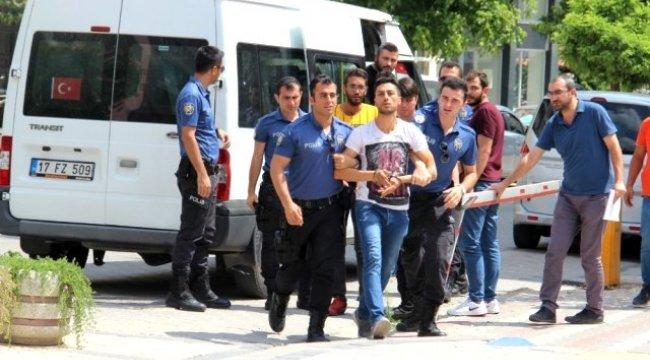 Çanakkale'deki uyuşturucu operasyonunda 1 tutuklama
