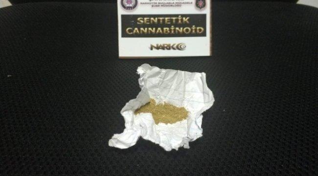 Çanakkale'deki uyuşturucu operasyonunda 19 gözaltı